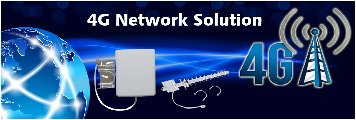 4G Network Solution