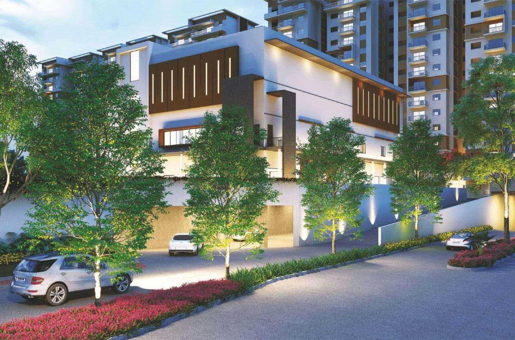 Home Mangala Flat 2-3 bhk apartments